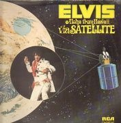 Double LP - Elvis Presley - Aloha From Hawaii Via Satellite