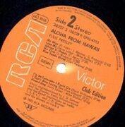 Double LP - Elvis Presley - Aloha From Hawaii Via Satellite - CLUB EDITION