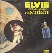 Double LP - Elvis Presley - Aloha From Hawaii Via Satellite - GERMAN ORIGINAL