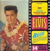 LP - Elvis Presley - Blue Hawaii