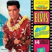 LP - ELVIS PRESLEY - BLUE HAWAII - Ltd.