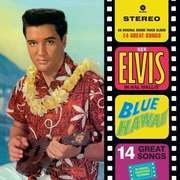 LP - Elvis Presley - Blue Hawaii + Bonustrack - 180GR. VINYL // + DOWNLOADCARD