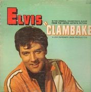 LP - Elvis Presley - Clambake