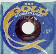 7'' - Elvis Presley - Don't Cry Daddy / Rubberneckin' - Company sleeve