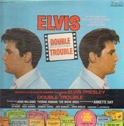 LP - Elvis Presley - Double Trouble