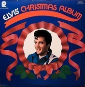 LP - Elvis Presley - Elvis' Christmas Album (1970)
