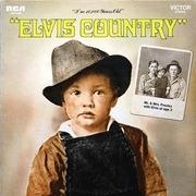 LP - Elvis Presley - Elvis Country