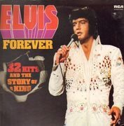 Double LP - Elvis Presley - Elvis Forever - ORANGE LABELS