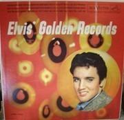 LP - Elvis Presley - Elvis' Golden Records Volume 1 - LONG PLAY USA