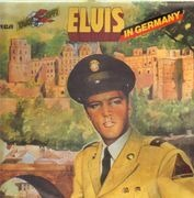 LP - Elvis Presley - Elvis In Germany - TAKE OFF