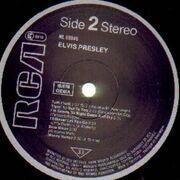 LP - Elvis Presley - Elvis Presley, Same, Debut (1st Album)