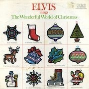 LP - Elvis Presley - Elvis Sings The Wonderful World Of Christmas - still sealed