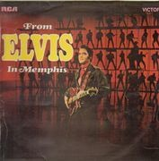 LP - Elvis Presley - From Elvis in Memphis - UK ORIGINAL