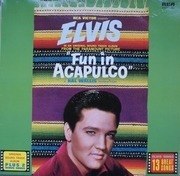 LP - Elvis Presley - Fun In Acapulco