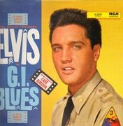 LP - Elvis Presley - G.I. Blues