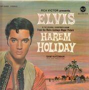 LP - Elvis Presley - Harem Holiday