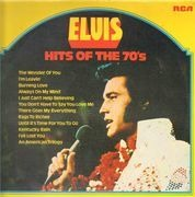 LP - Elvis Presley - Hits Of The 70s