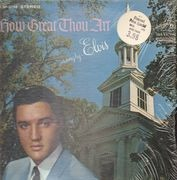 LP - Elvis Presley - How Great Thou Art - STEREO DYNAGROOVE