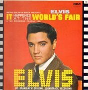 LP - Elvis Presley - It Happened At The World's Fair