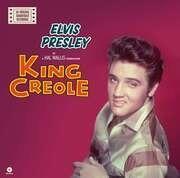 LP - Elvis Presley - King Creole - HQ-Vinyl