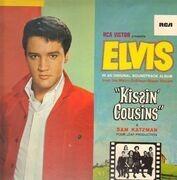 LP - Elvis Presley - Kissin' Cousins