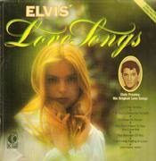 LP - Elvis Presley - Love Songs