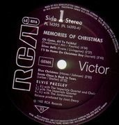 LP - Elvis Presley - Memories Of Christmas