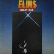 LP - Elvis Presley - Moody Blue