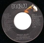 7'' - Elvis Presley - Moody Blue