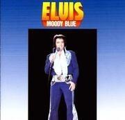 CD - Elvis Presley - Moody Blue