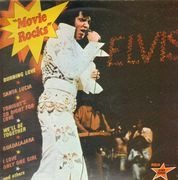 LP - Elvis Presley - Movie Rocks