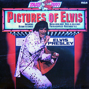 LP - Elvis Presley - Pictures Of Elvis