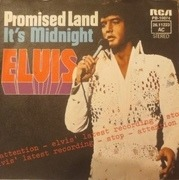 7'' - Elvis Presley - Promised Land