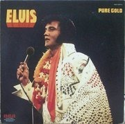 LP - Elvis Presley - Pure Gold