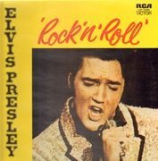 LP - Elvis Presley - Rock 'N' Roll