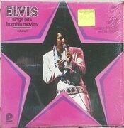 LP - Elvis Presley - Elvis Sings Hits From His Movies Volume 1