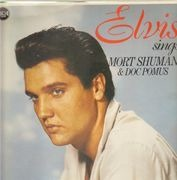 LP - Elvis Presley - Sings Mort Shuman & Doc Pomus