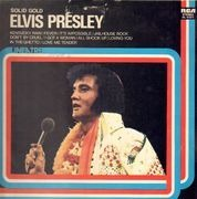 LP - Elvis Presley - Solid gold / Pop revival