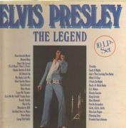 LP-Box - Elvis Presley - The Legend - 10 LPs