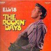 LP - Elvis Presley - The Rockin' Days