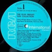LP - Elvis Presley - The Sun Collection