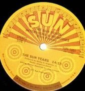 LP - Elvis Presley - The Sun Years