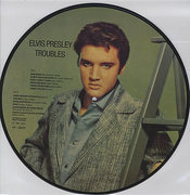 Picture LP - Elvis Presley - Troubles