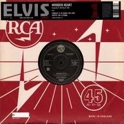 10'' - Elvis Presley - Wooden Heart