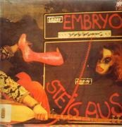 LP - Embryo Featuring Jimmy Jackson - Steig Aus - original Brain