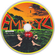 Double CD - Embryo - Invisible Documents