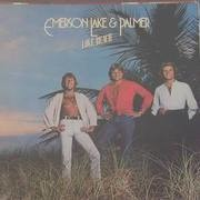 LP - Emerson, Lake and Palmer - Love Beach