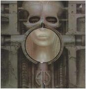 LP - Emerson, Lake & Palmer - Brain Salad Surgery - Gimmix