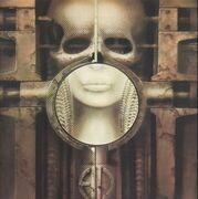 LP - Emerson, Lake & Palmer - Brain Salad Surgery - gimmix cover +insert