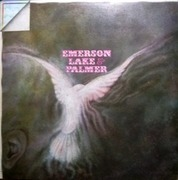 LP - Emerson, Lake & Palmer - Emerson, Lake & Palmer - ITALIAN PRESSING